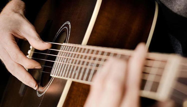 民谣吉他一对一